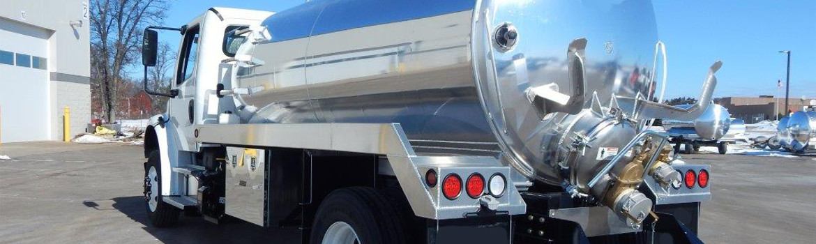 Vacuum Trucks For Sale in the US | Vacuum Tanker Dealer